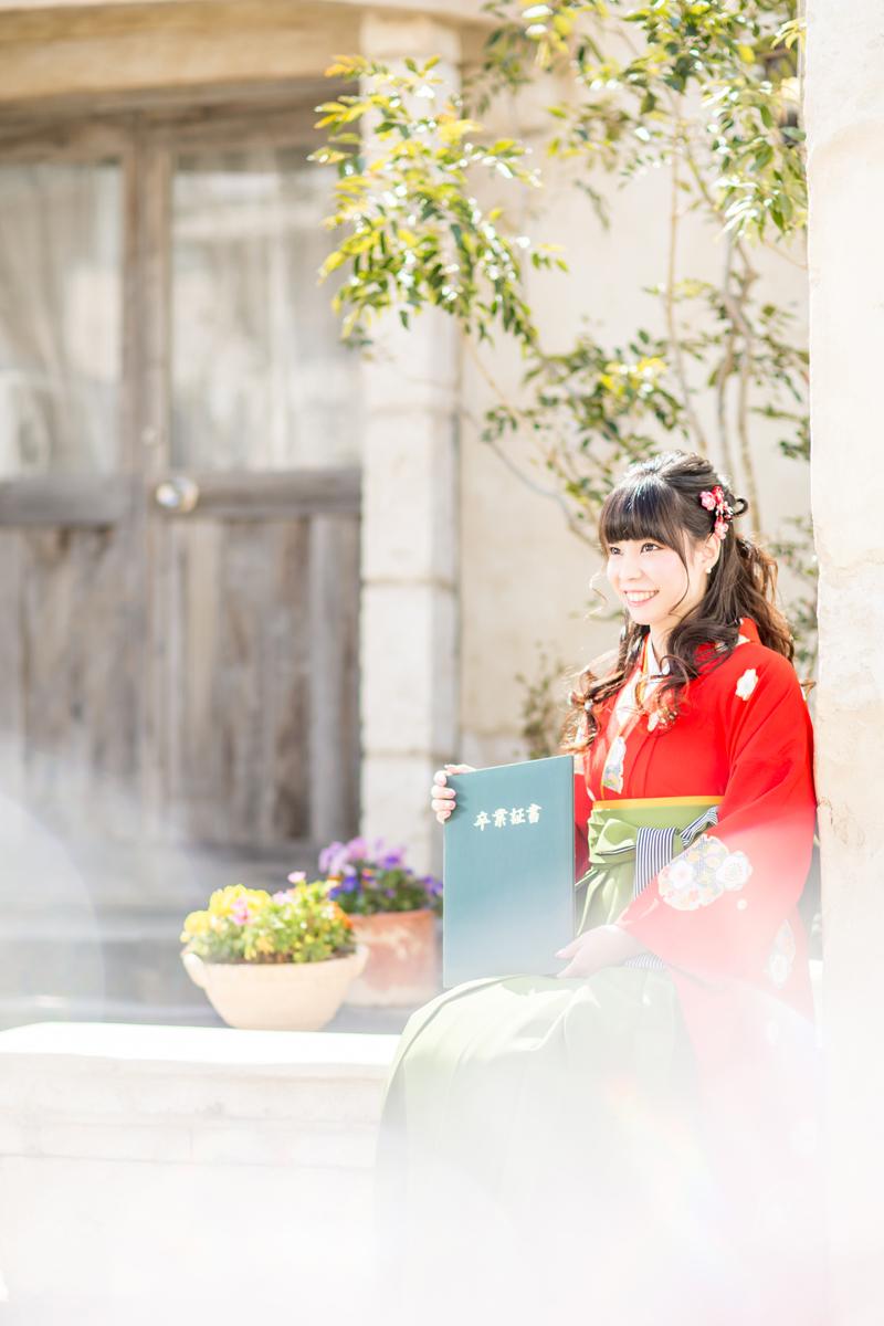 袴,卒業式,埼玉県