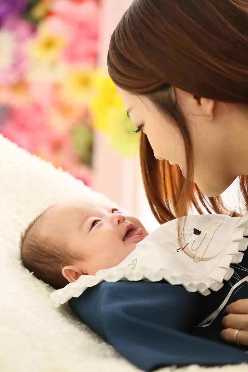 お宮参り,赤ちゃん