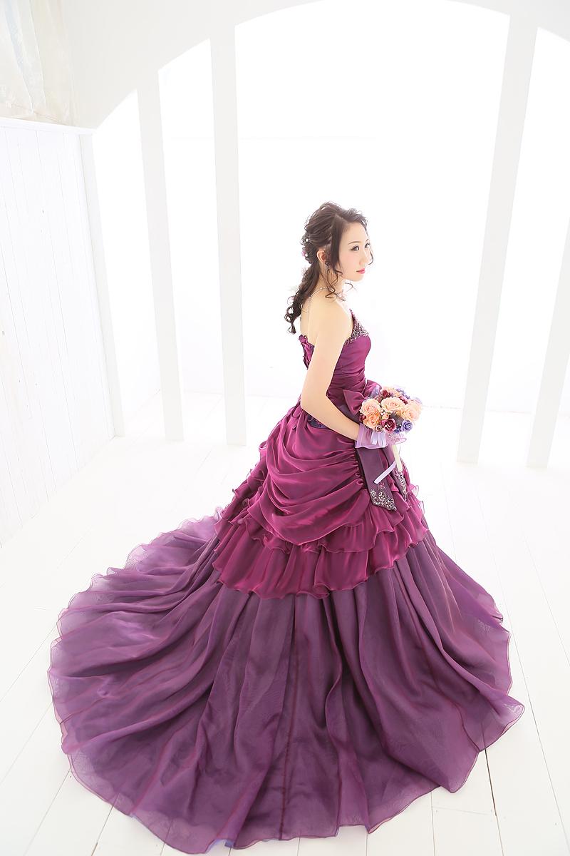 成人式,成人ドレス