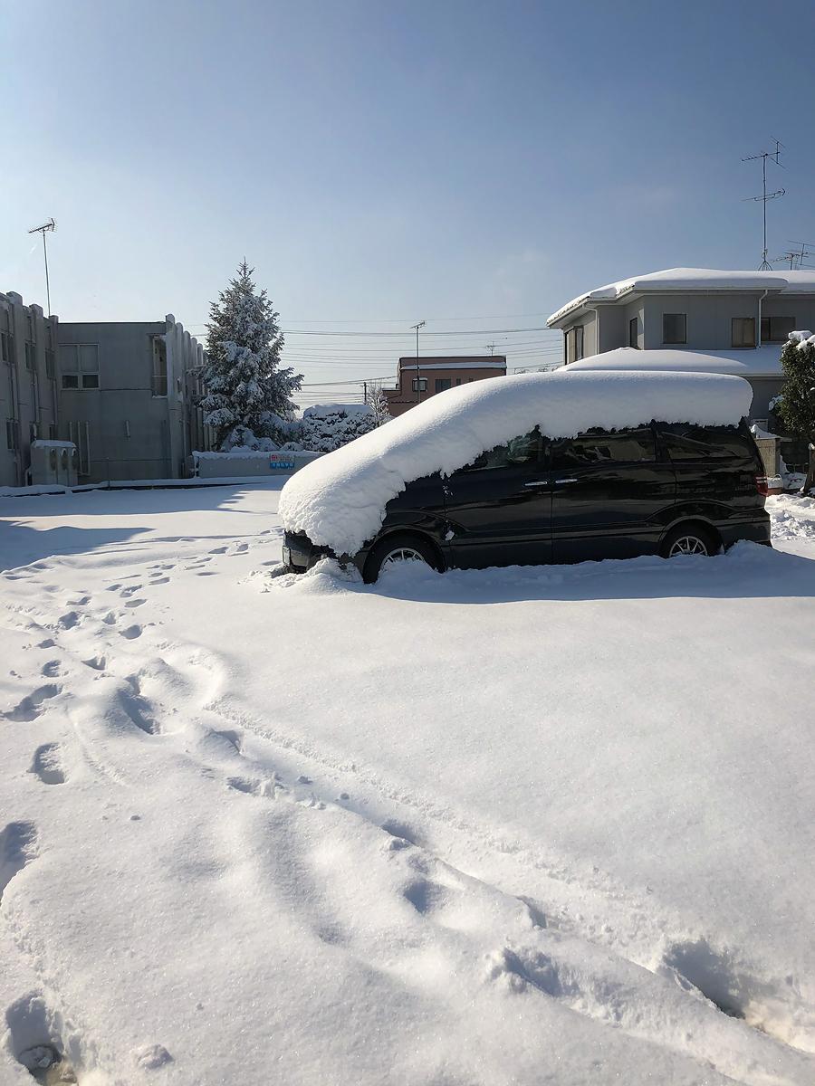 久喜,雪,寒波
