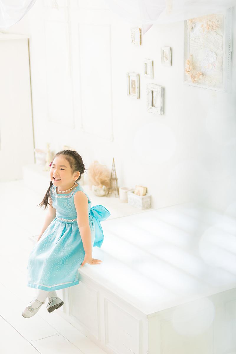 バースデー カジュアル ドレス