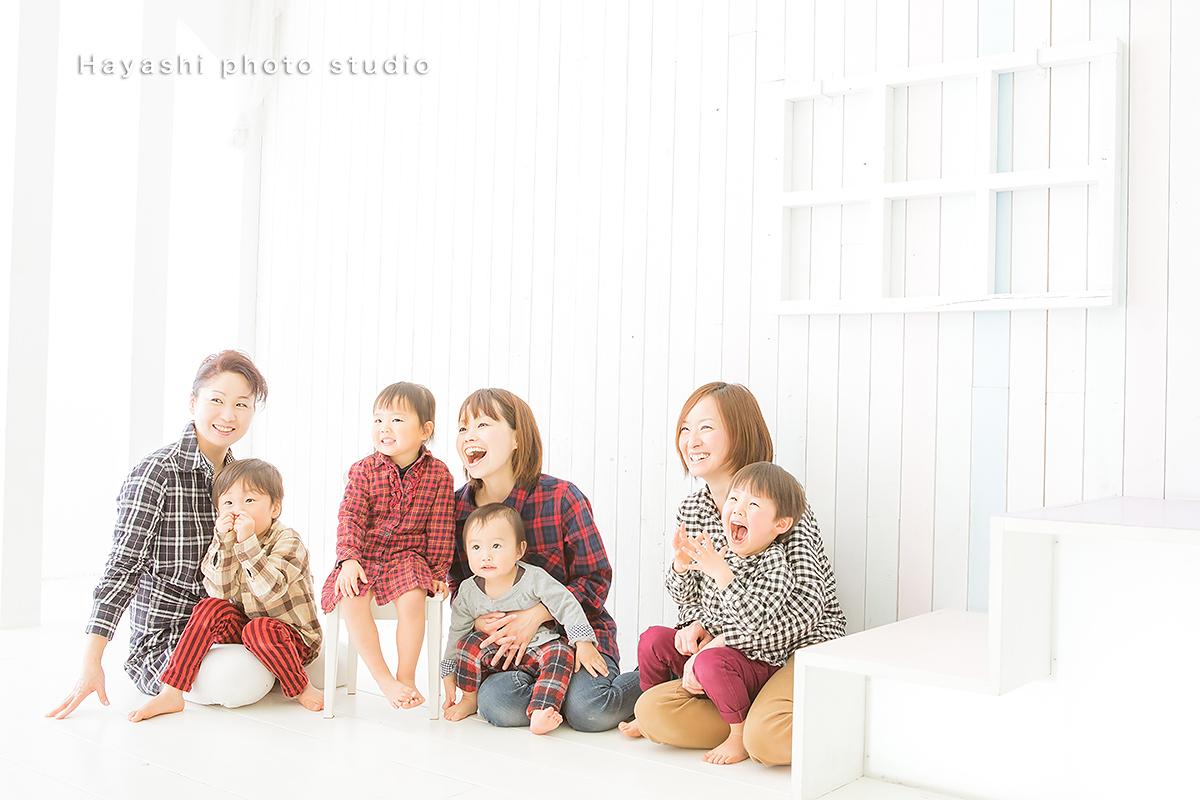 家族,家族写真,記念,記念写真