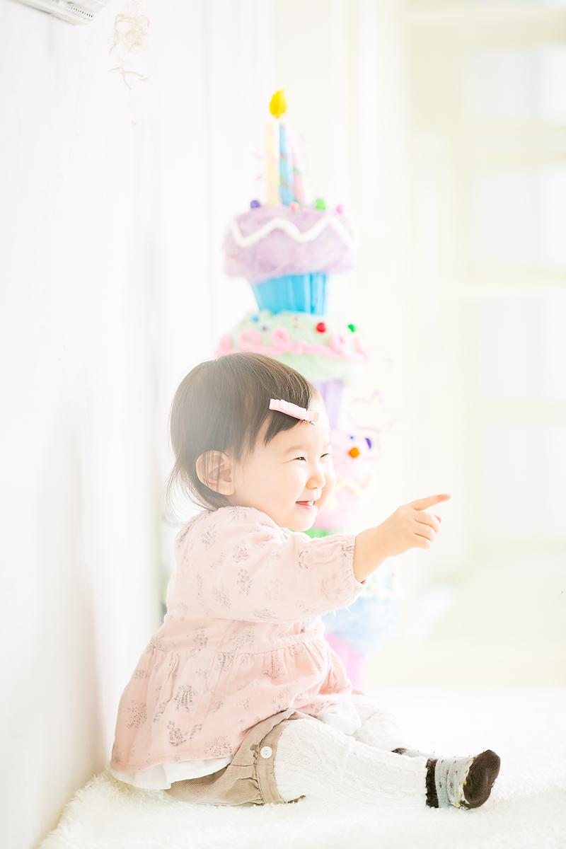 誕生日,記念,1歳,1歳記念,記念写真