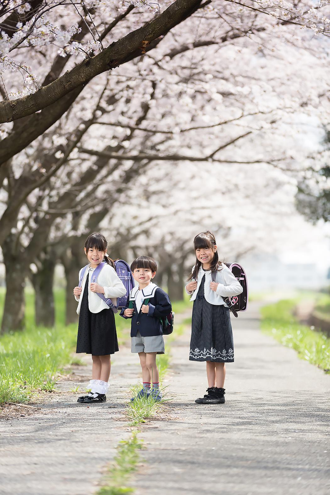 卒園 入園 入学