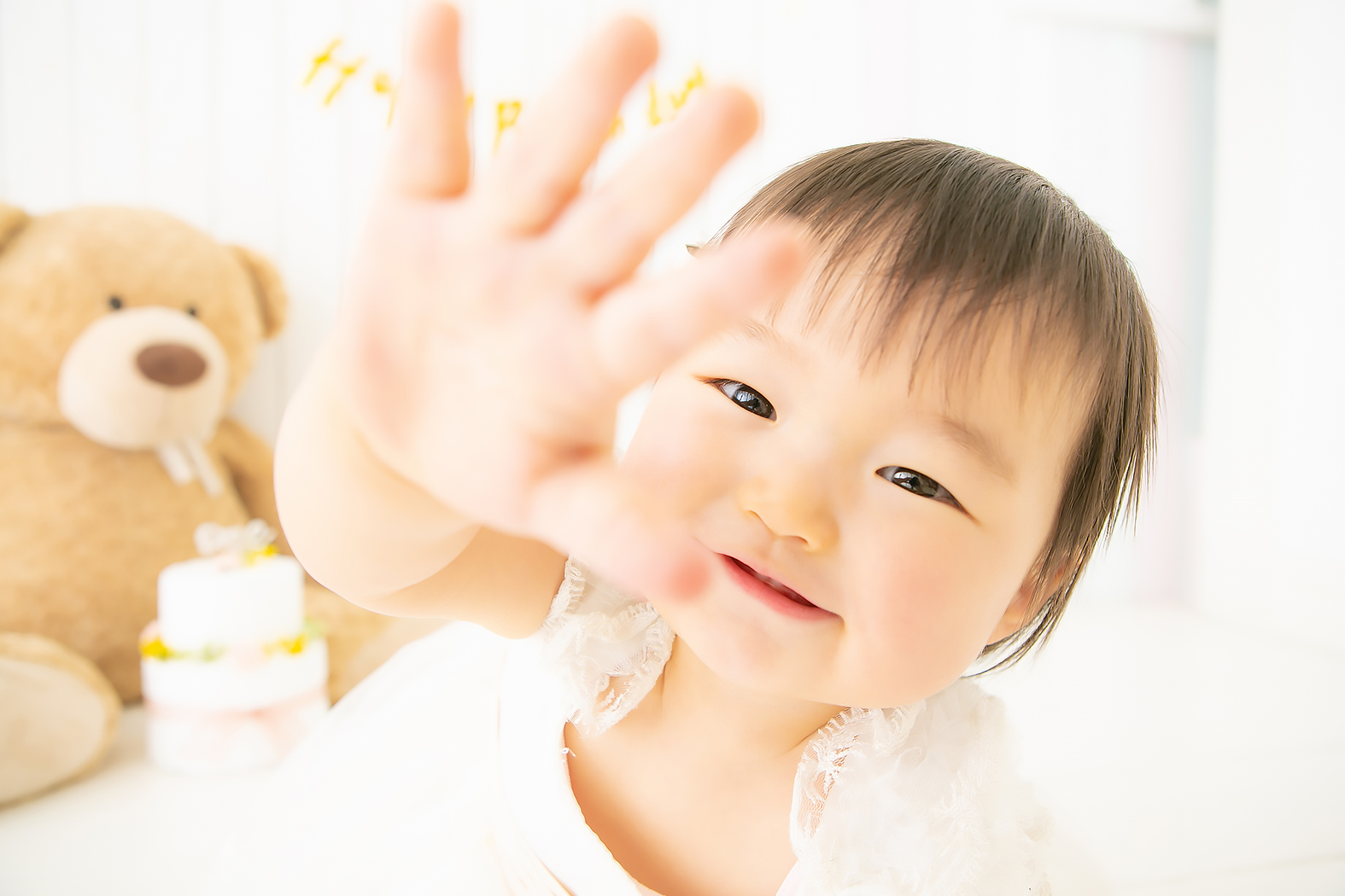 赤ちゃん,1歳,手作り