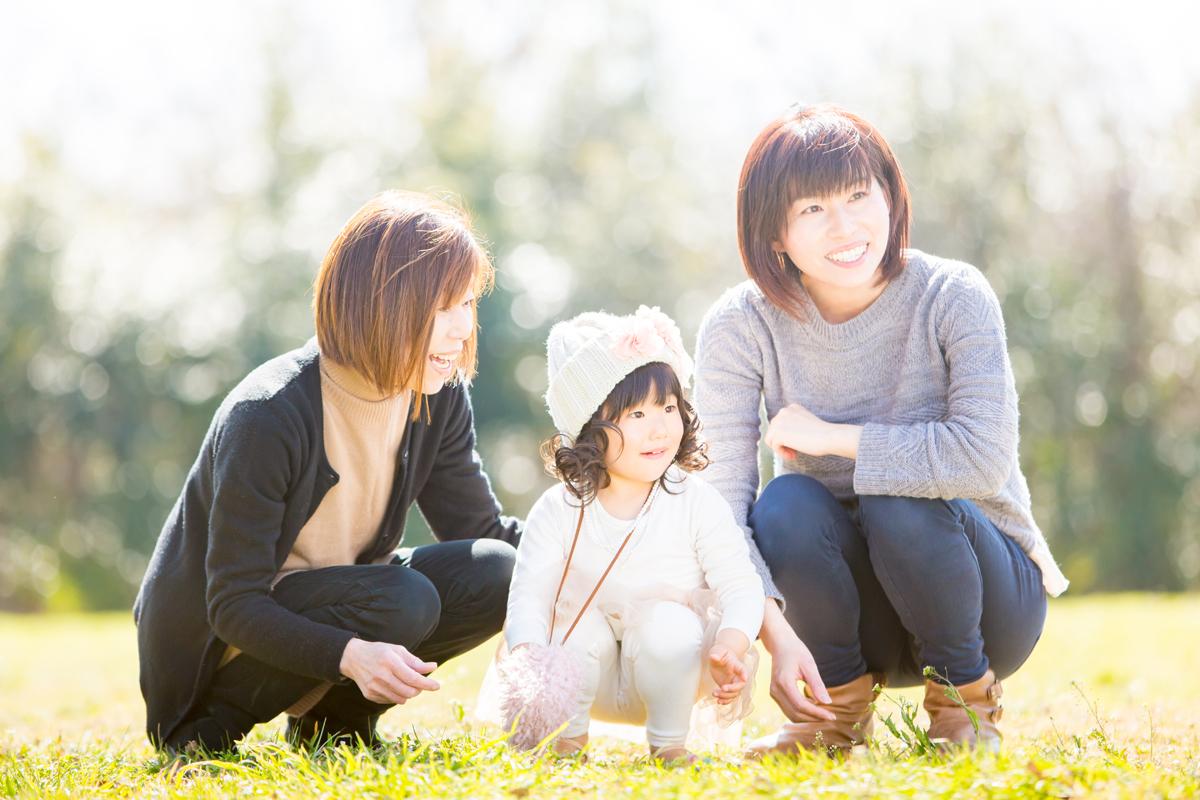 子供の写真,家族写真