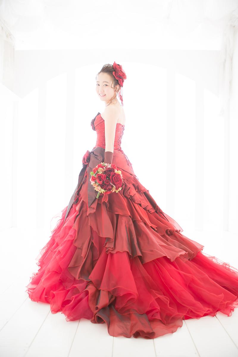 成人式,ドレス