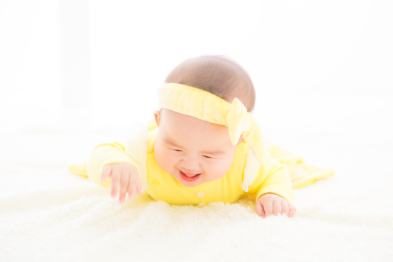 ハーフバースデー 赤ちゃん