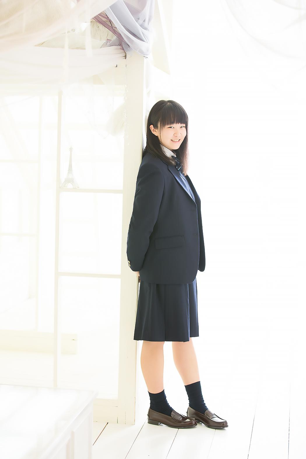 入学記念,制服,ドレス