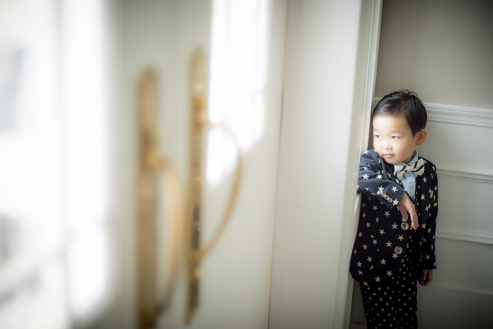 七五三,タキシード,5歳