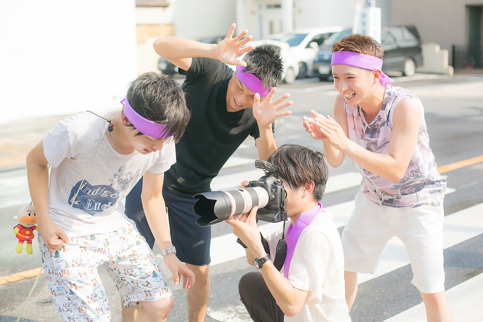 林写真館 久喜 お祭り 提灯祭り