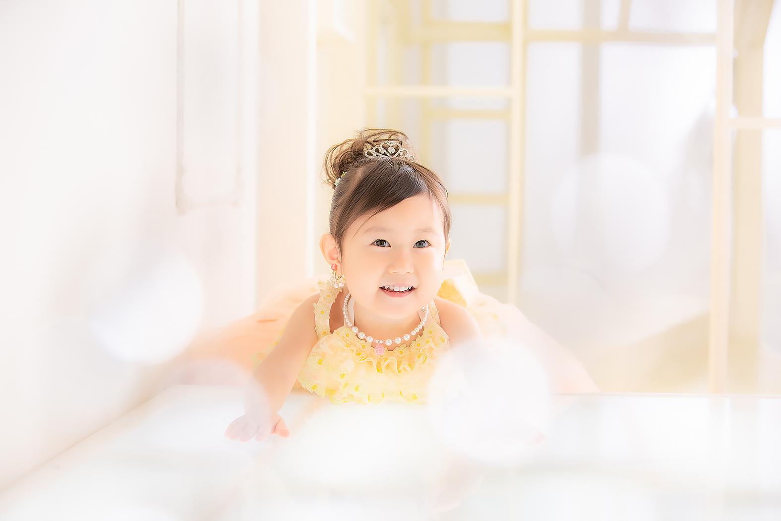 3歳,ドレス,七五三