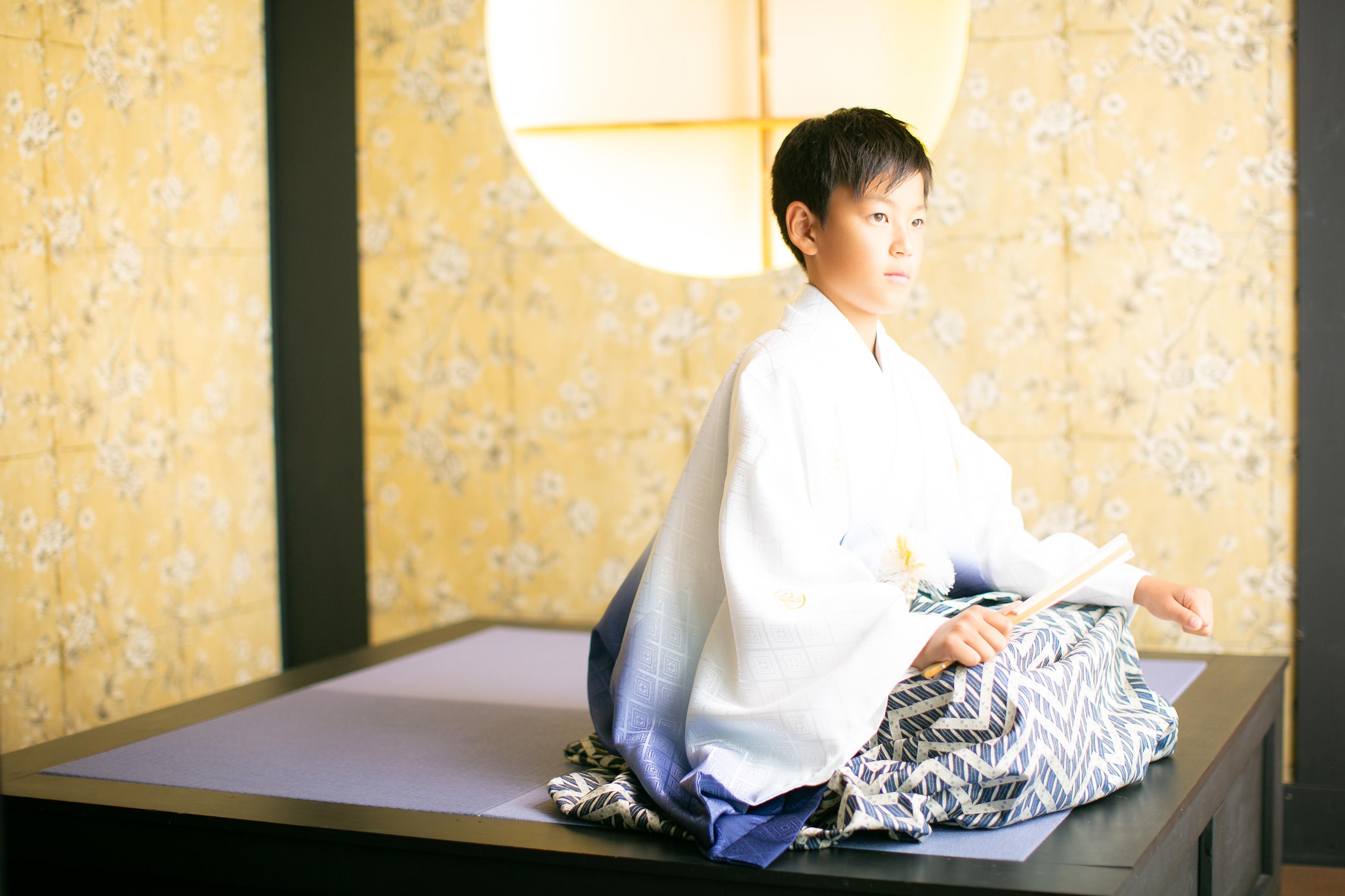 着物,袴,紋服