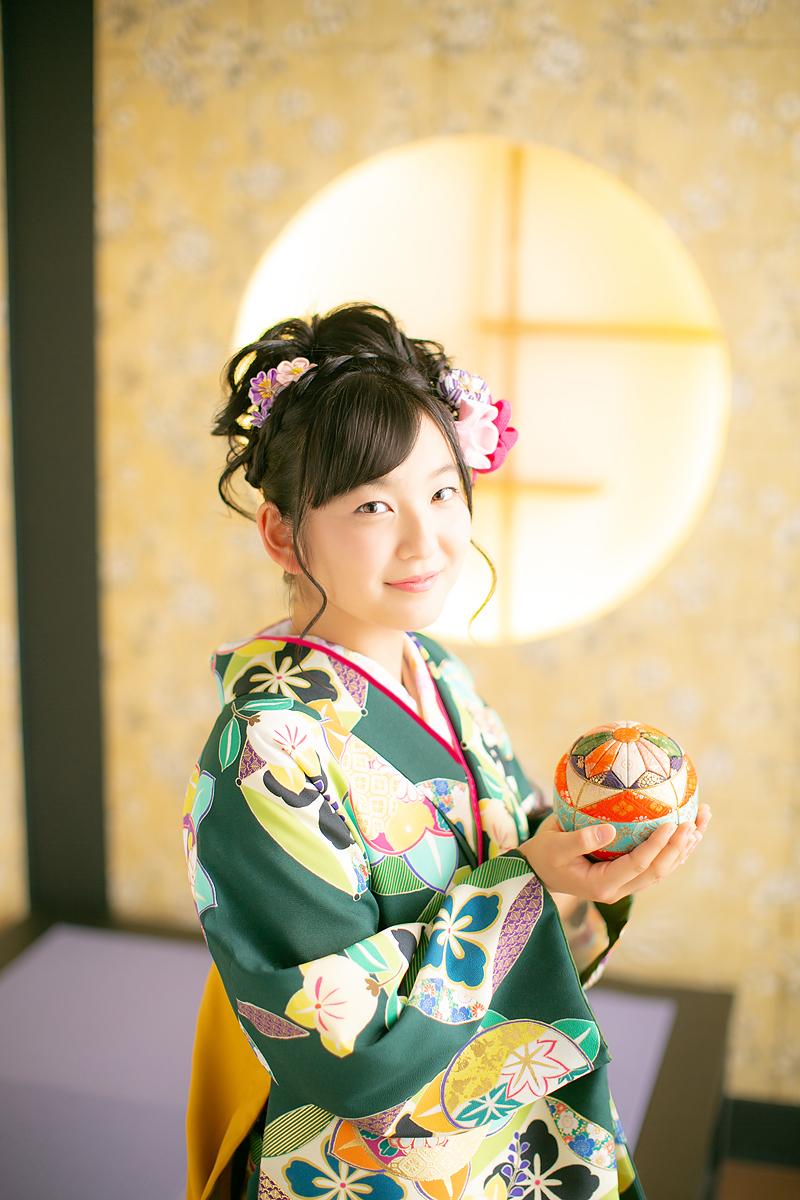 女袴,着物