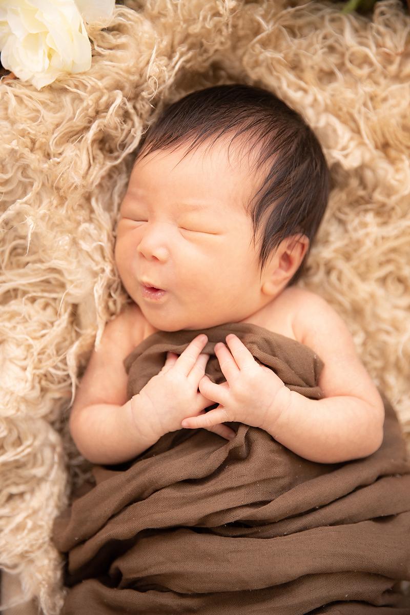 ニューボーンフォト,新生児