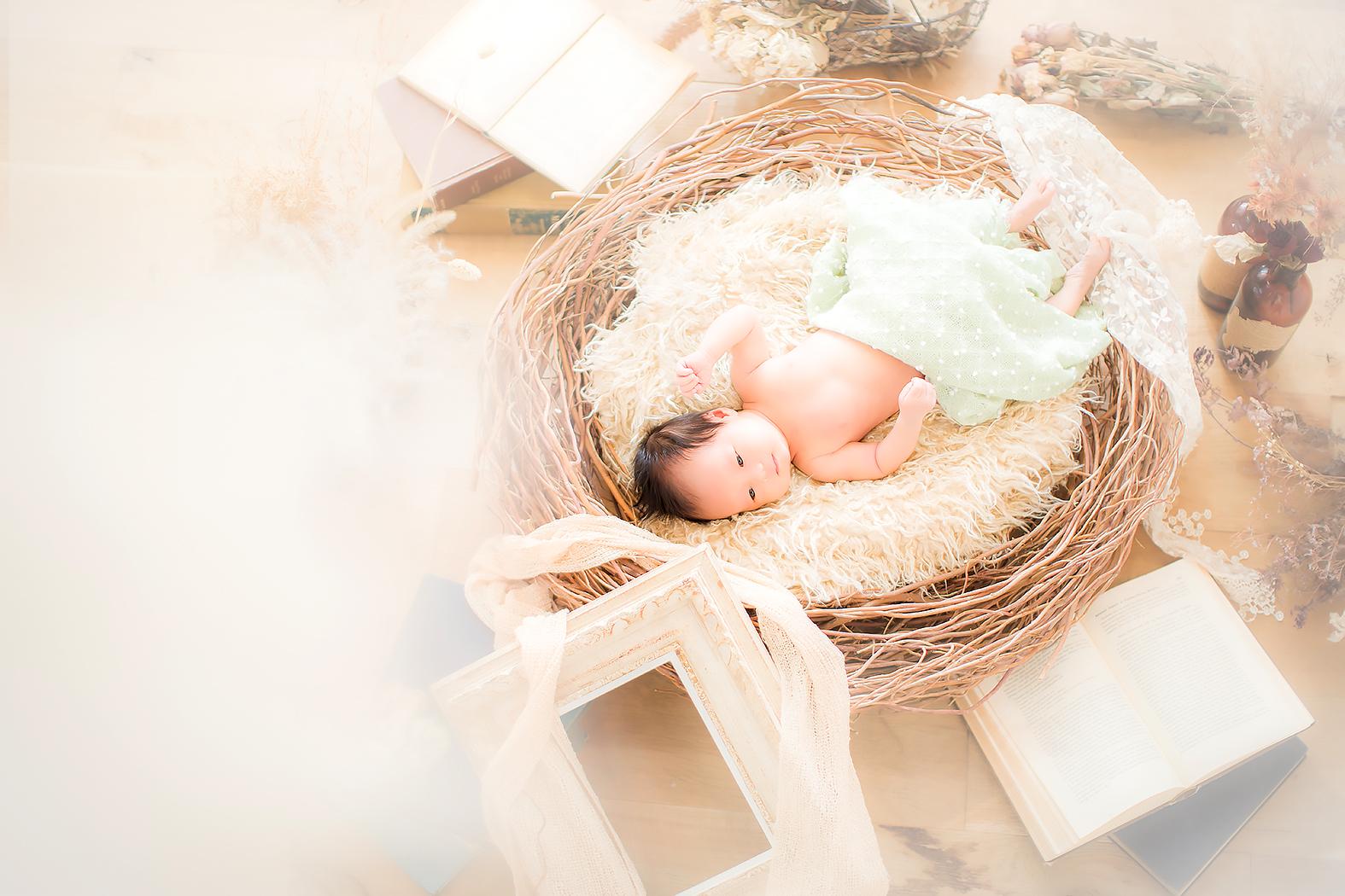 ニューボーン,新生児,赤ちゃん