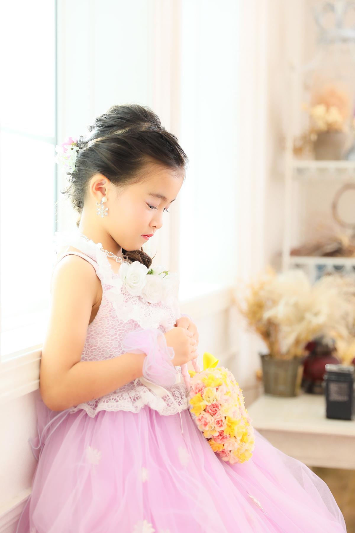 753,ドレス,7歳