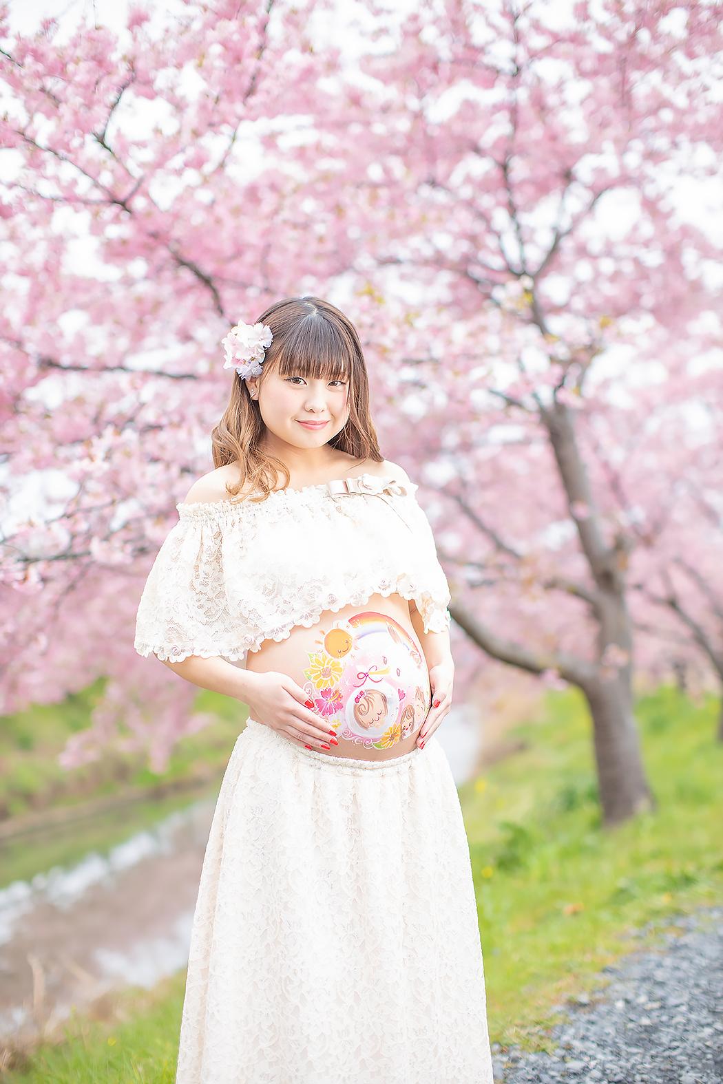 ちゃん インスタ 桜
